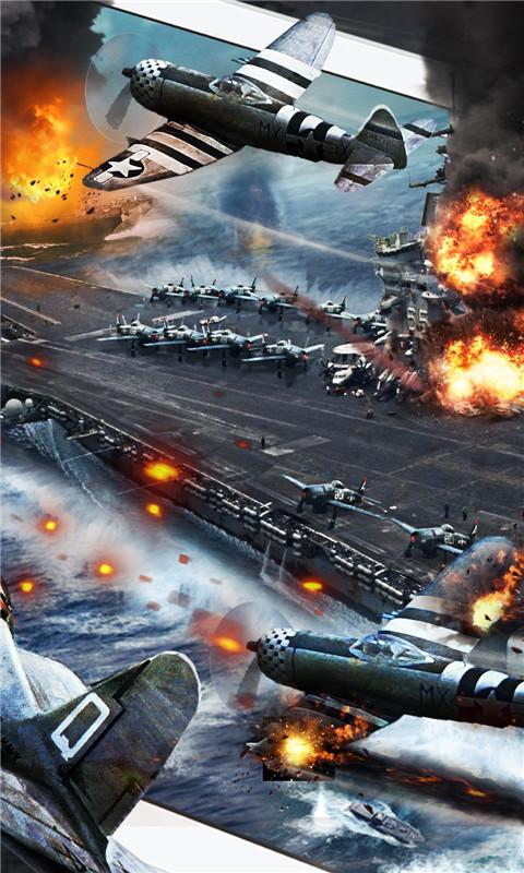 暴风战舰游戏截图3